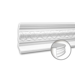 Interior mouldings - Cornice moulding Profhome 150201F | Coving | e-Delux
