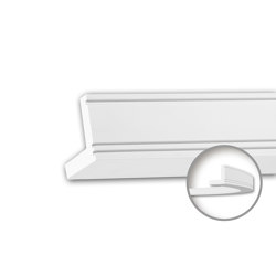 Interior mouldings - Cornice moulding Profhome 150226F | Coving | e-Delux