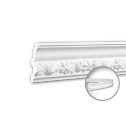 Interior mouldings - Cornice moulding Profhome 150259F | Coving | e-Delux