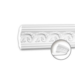 Interior mouldings - Cornice moulding Profhome 150290F | Coving | e-Delux
