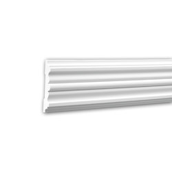 Interior mouldings - Panel moulding Profhome 151310 | Coving | e-Delux