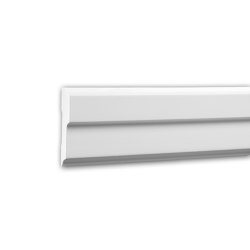 Interior mouldings - Panel moulding Profhome 151342 | Coving | e-Delux