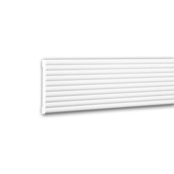 Interior mouldings - Panel moulding Profhome 151374 | Coving | e-Delux
