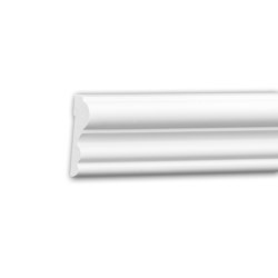 Interior mouldings - Panel moulding Profhome 151400 | Coving | e-Delux