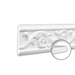 Interior mouldings - Panel moulding Profhome 151325F | Coving | e-Delux