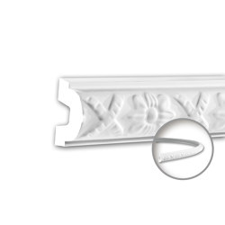 Interior mouldings - Panel moulding Profhome 151328F | Coving | e-Delux