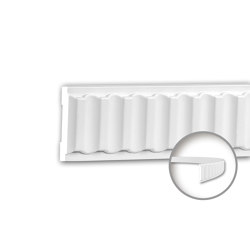 Interior mouldings - Panel moulding Profhome 151338F   Coving   e-Delux