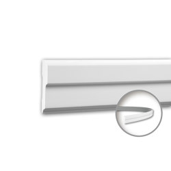 Interior mouldings - Panel moulding Profhome 151342F   Coving   e-Delux