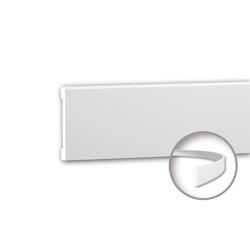 Interior mouldings - Panel moulding Profhome 151363F   Coving   e-Delux