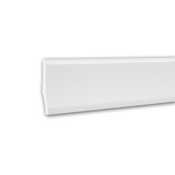 Interior mouldings - Skirting Profhome 153104 | Baseboards | e-Delux
