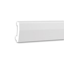 Interior mouldings - Skirting Profhome 153106 | Baseboards | e-Delux