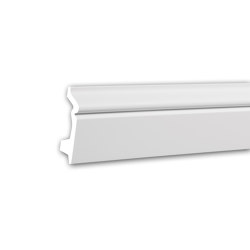 Interior mouldings - Skirting Profhome 153107 | Baseboards | e-Delux