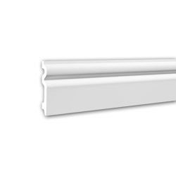 Interior mouldings - Skirting Profhome 153109 | Baseboards | e-Delux