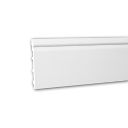 Interior mouldings - Skirting Profhome 153110 | Baseboards | e-Delux