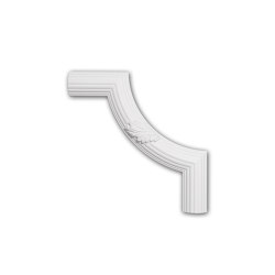 Interior mouldings - Corner element Profhome 152361   Coving   e-Delux