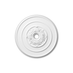 Interior mouldings - Ceiling rose Profhome 156005 | Medaillons | e-Delux