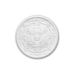Interior mouldings - Rosetón Profhome Decor 156024 | Rosones | e-Delux