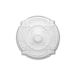 Interior mouldings - Ceiling rose Profhome 156026 | Medaillons | e-Delux