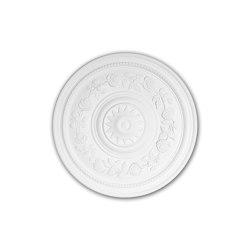 Interior mouldings - Rosetón Profhome Decor 156038 | Rosones | e-Delux