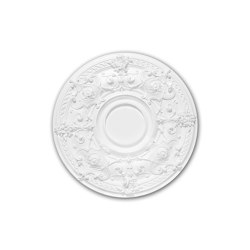 Interior mouldings - Ceiling rose Profhome 156040 | Medaillons | e-Delux