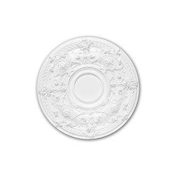 Interior mouldings - Rosetón Profhome Decor 156040 | Rosones | e-Delux