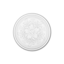 Interior mouldings - Ceiling rose Profhome 156048 | Medaillons | e-Delux