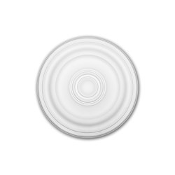 Interior mouldings - Ceiling rose Profhome 156050 | Medaillons | e-Delux