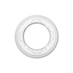 Interior mouldings - Ceiling rose Profhome 156052 | Medaillons | e-Delux
