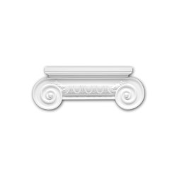 Interior mouldings - Pilaster capital Profhome 121006 | Coving | e-Delux