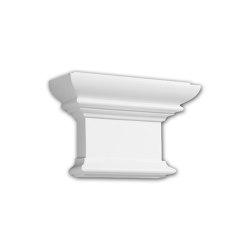 Interior mouldings - Capitel de pilastra Profhome Decor 121008 | Listones | e-Delux