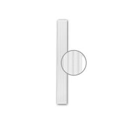 Interior mouldings - Fuste de pilastra Profhome Decor 122200 | Decoración pared | e-Delux