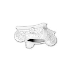Interior mouldings - Capitel de columna Profhome Decor 111003 | Listones | e-Delux