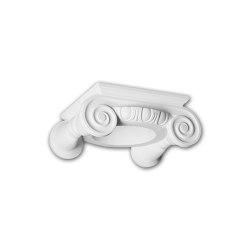 Interior mouldings - Capitel de columna Profhome Decor 111004 | Listones | e-Delux