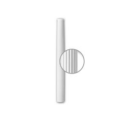 Interior mouldings - Full column shaft Profhome 112080 | Wall decoration | e-Delux