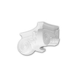 Interior mouldings - Half column capital Profhome 115003 | Coving | e-Delux