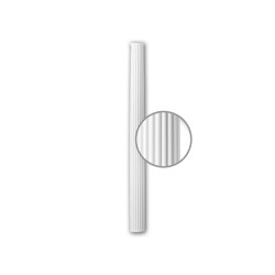 Interior mouldings - Fuste de media columna Profhome Decor 116080 | Listones | e-Delux