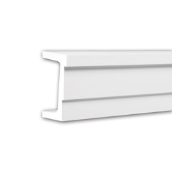 Interior mouldings - Arquitrabe Profhome Decor 126001 | Listones | e-Delux