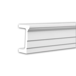 Interior mouldings - Architrave Profhome 126002 | Coving | e-Delux