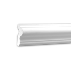 Interior mouldings - Panel moulding Profhome 651302 | Coving | e-Delux