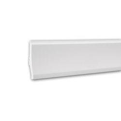 Interior mouldings - Skirting Profhome 653104 | Baseboards | e-Delux