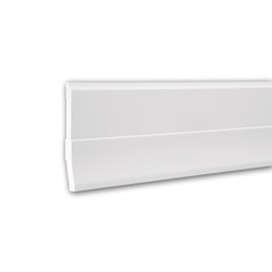 Interior mouldings - Skirting Profhome 653105 | Baseboards | e-Delux