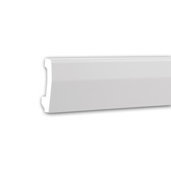 Interior mouldings - Skirting Profhome 653106 | Baseboards | e-Delux