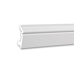 Interior mouldings - Skirting Profhome 653107 | Baseboards | e-Delux