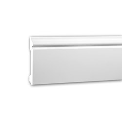 Interior mouldings - Skirting Profhome 653108 | Baseboards | e-Delux