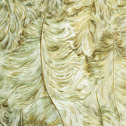 CAHILL - Feather wallpaper Profhome 822202 | Wall coverings / wallpapers | e-Delux