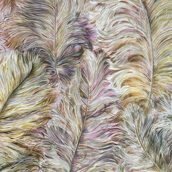 CAHILL - Feather wallpaper Profhome 822204 | Wall coverings / wallpapers | e-Delux