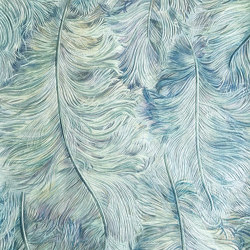 CAHILL - Feather wallpaper Profhome 822206 | Wall coverings / wallpapers | e-Delux