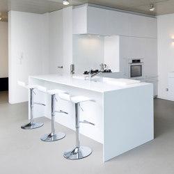 Stand-Sit Workstation | Comptoirs | Müller Manufaktur