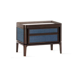 Full bedside table | Night stands | Ceccotti Collezioni