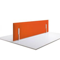 Mitesco Desk | Sound absorbing table systems | Caimi Brevetti